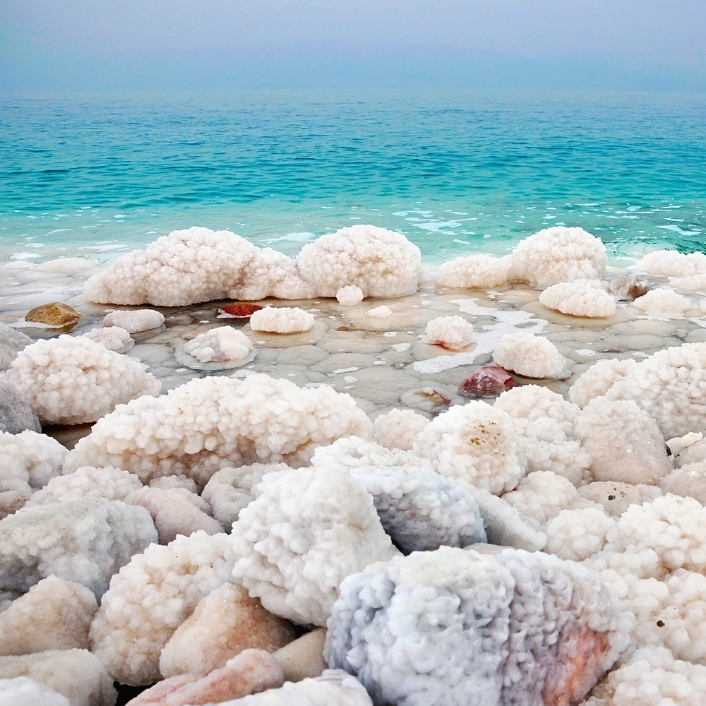 In the Depths of the Dead Sea