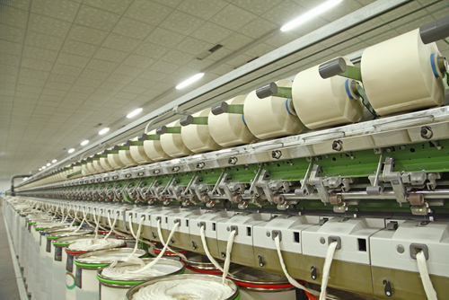 The Textile Story  Part One: An Engineering Breakthrough