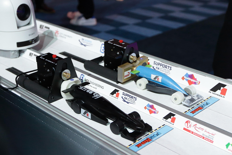 Miniature F1 Model