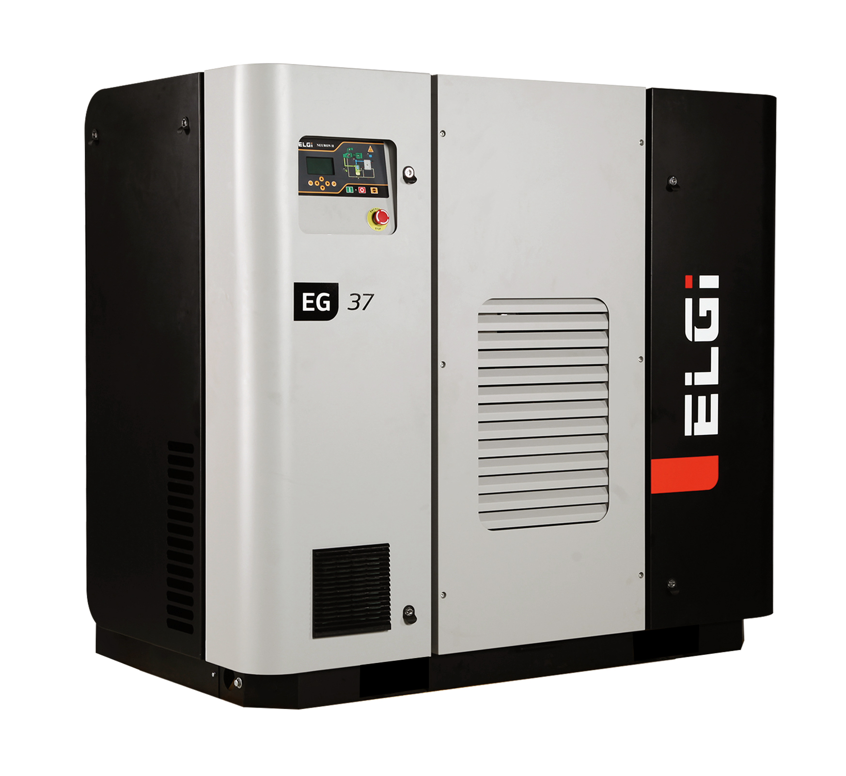 An ELGi Global Series Compressor - EG37