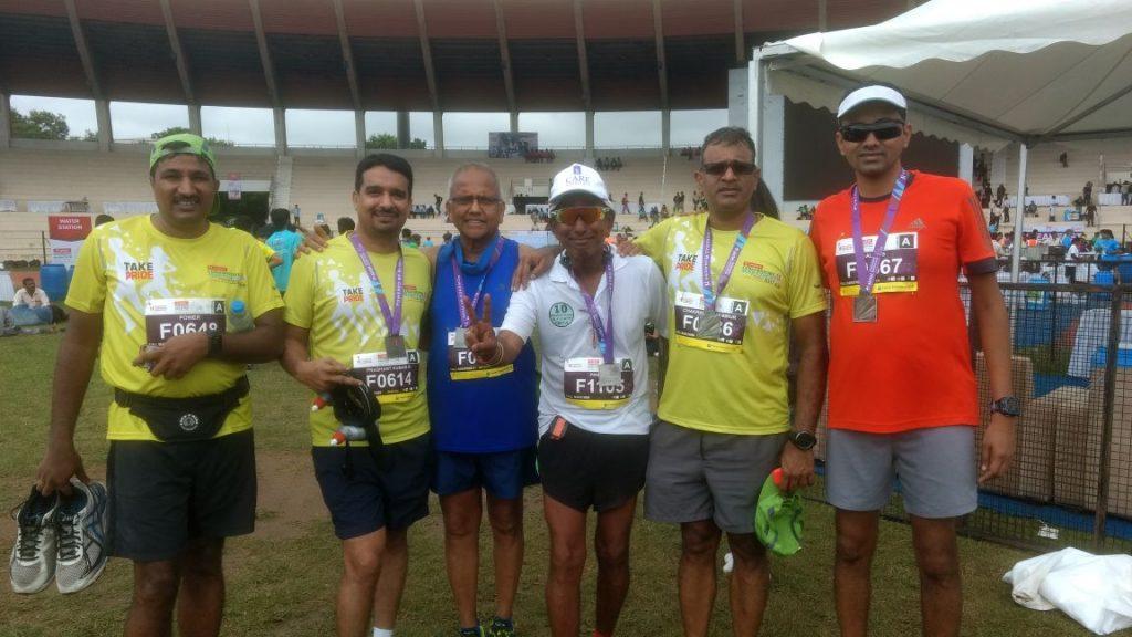 From Runner to Marathoner