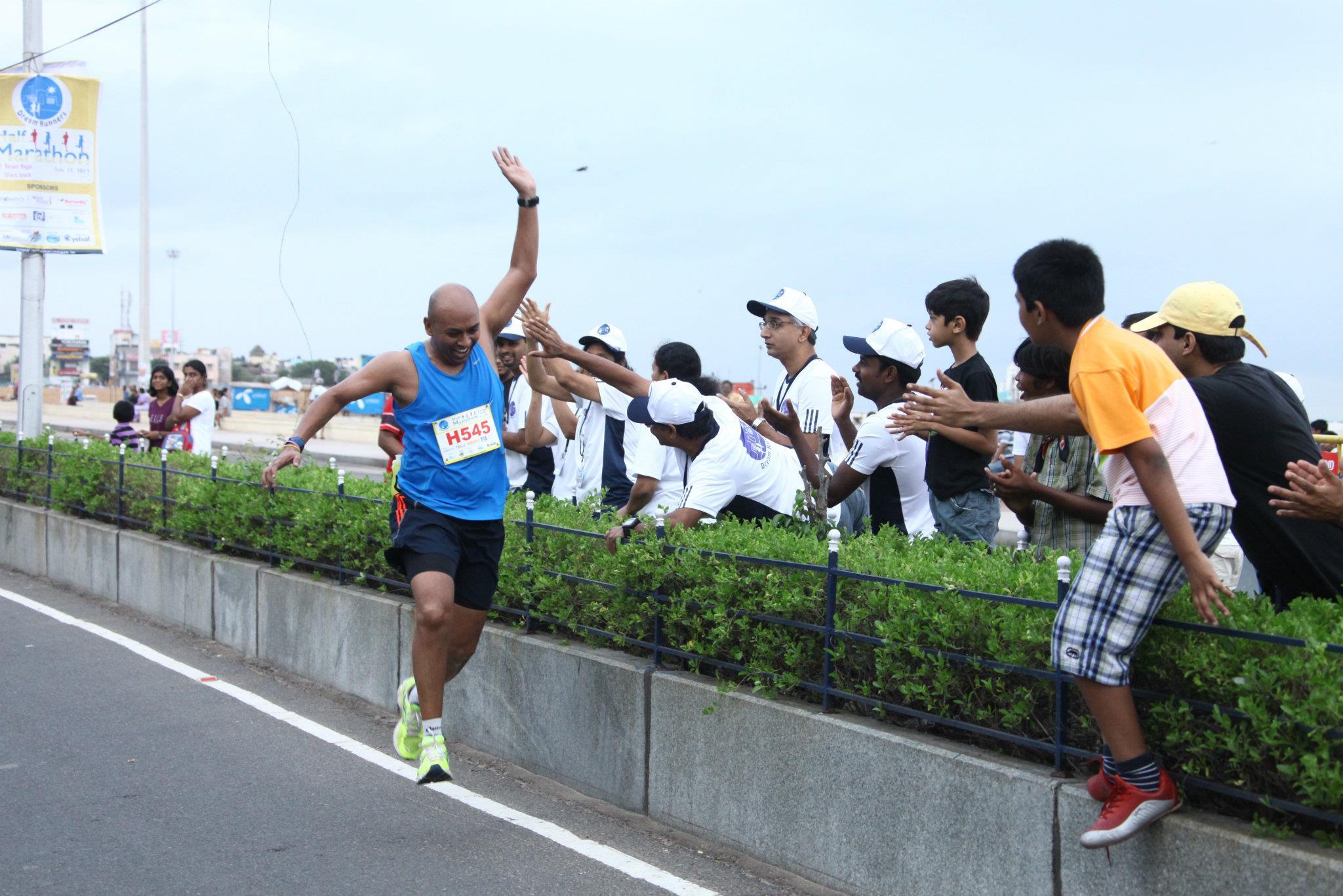 Running To Inspire