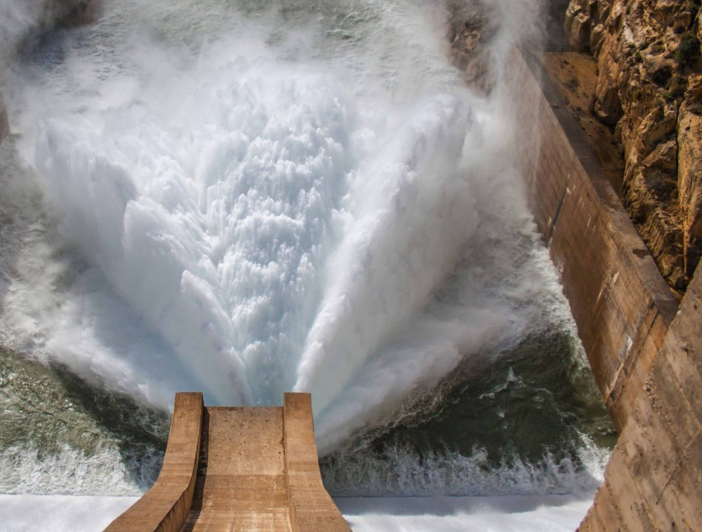 Dam Project Gets A Boost