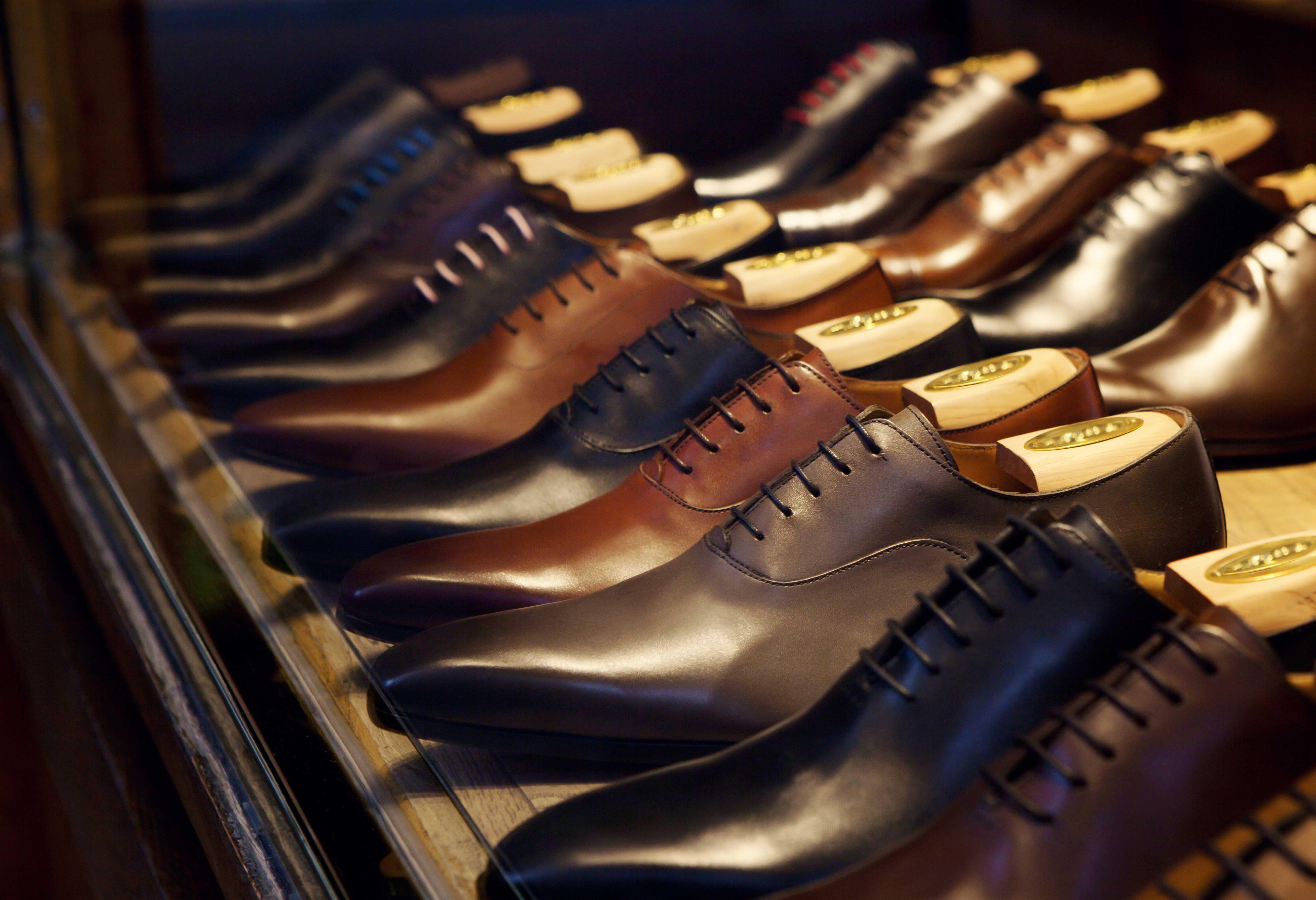Questione di business… shoe-business