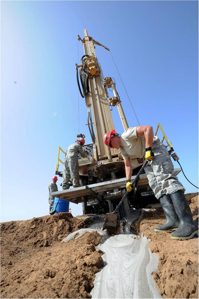 Hi-Tech For Deep Drilling