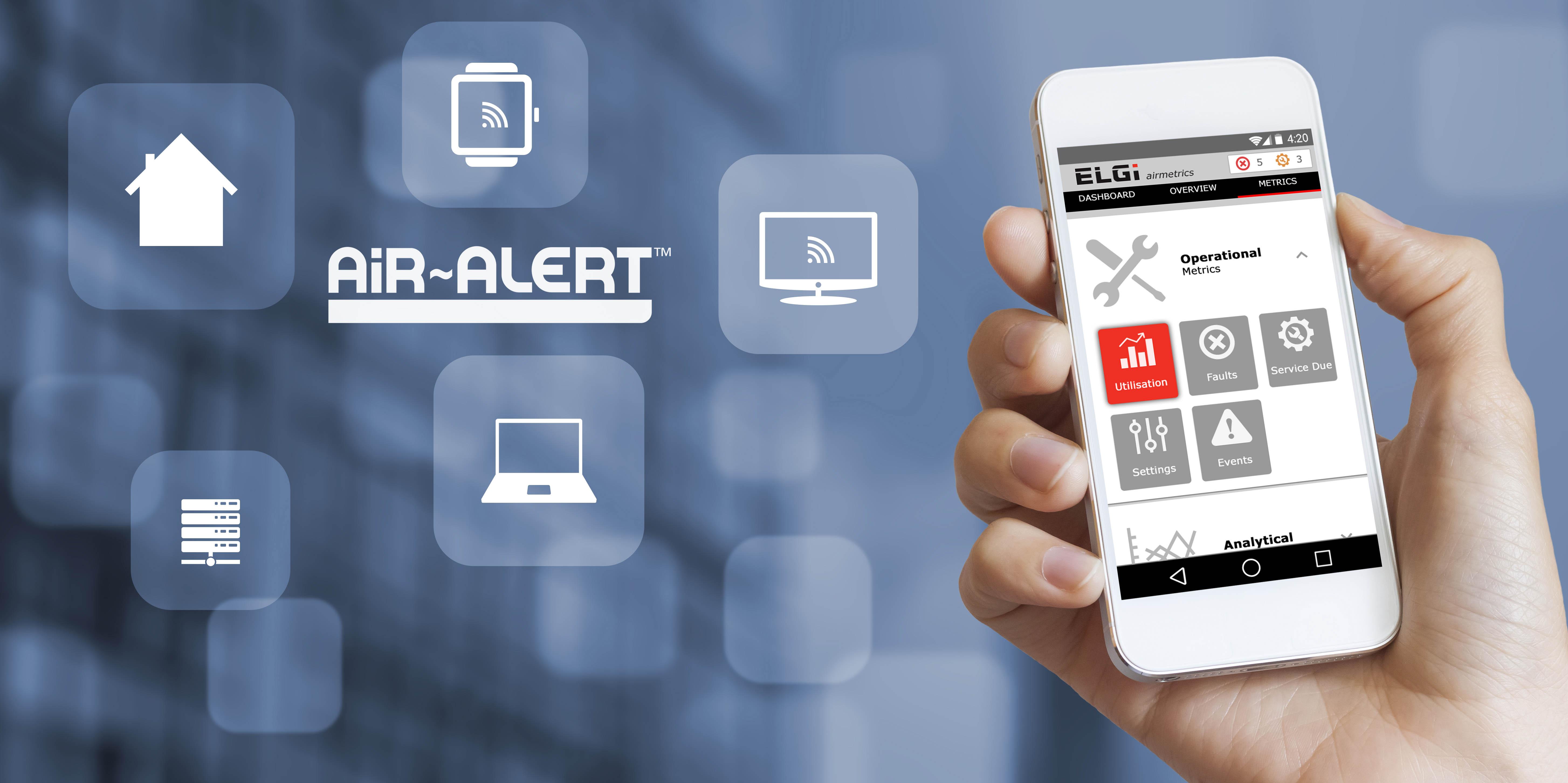 Air Alert: Product Showcase