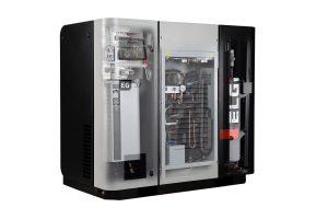 VFD installed compressors help cut down energy consumption