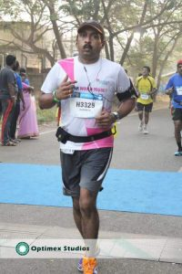 Run for a cause. Run for a commitment.