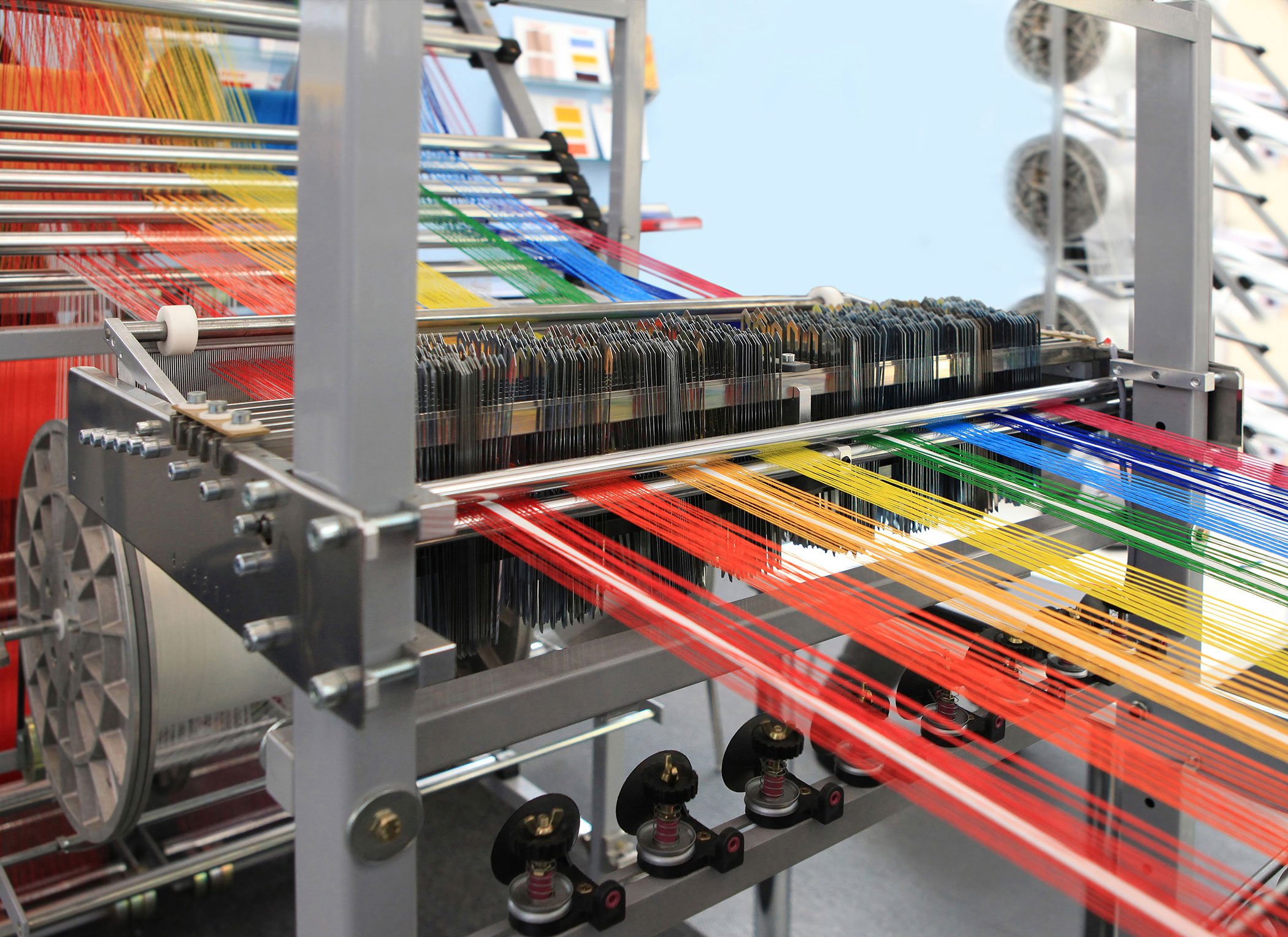 Weaving together a spotless textile industry