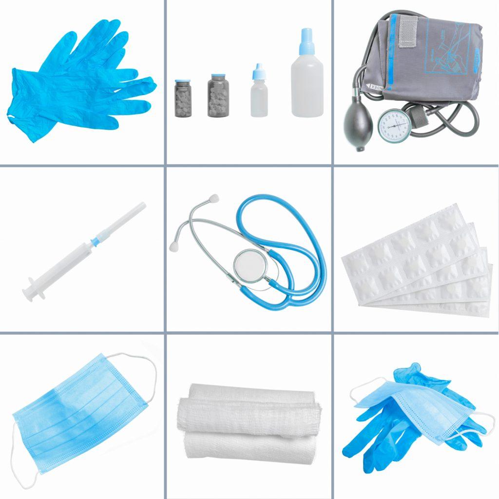ELGi Healthcare textile_blog