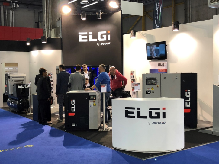 ELGi at Autopromotec 2019