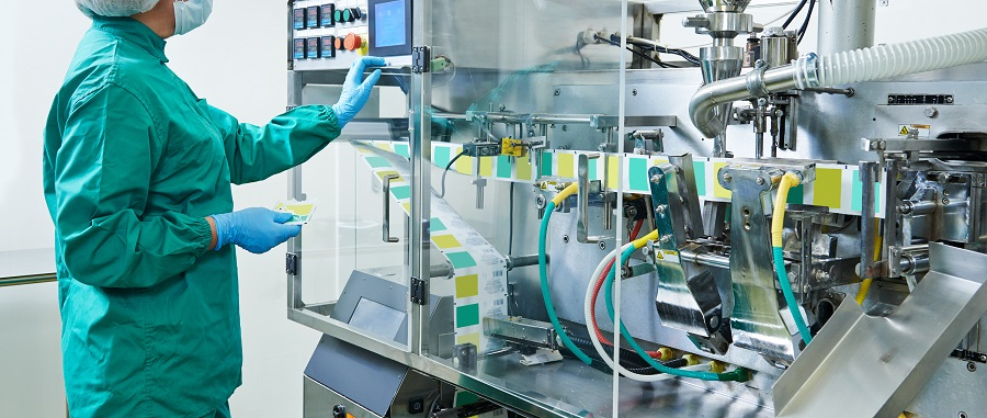Compressed air supports the manufacturing of critical drugs to combat virus outbreak