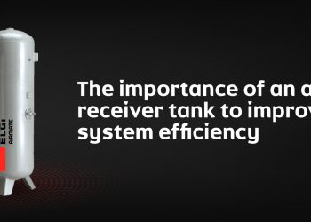 The importance of an air receiver tank to improve system efficiency