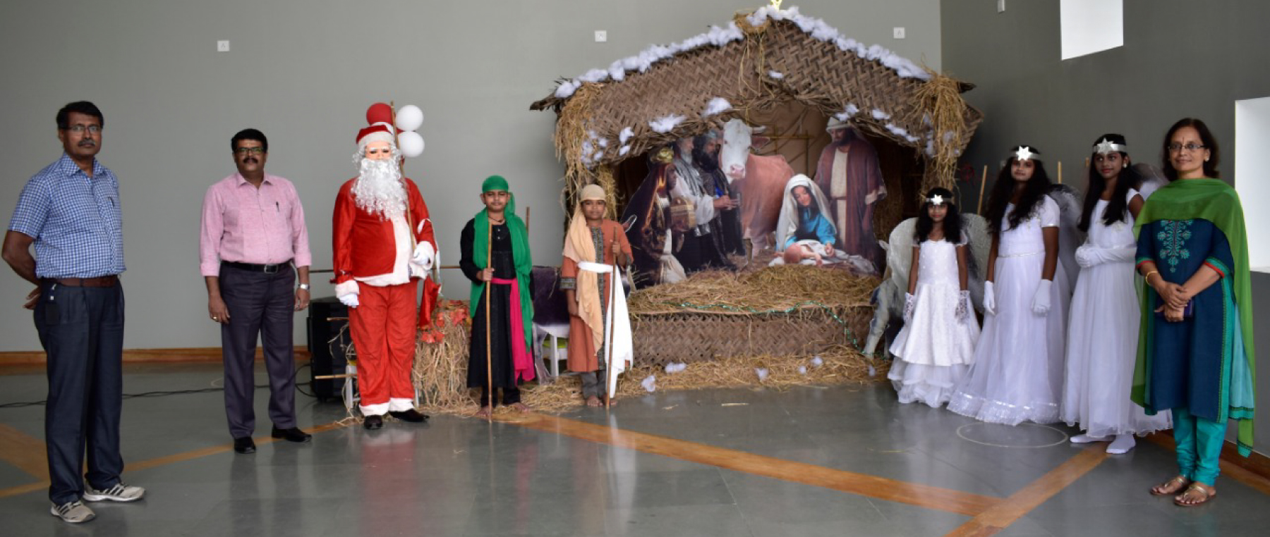 Christmas at ELGi School