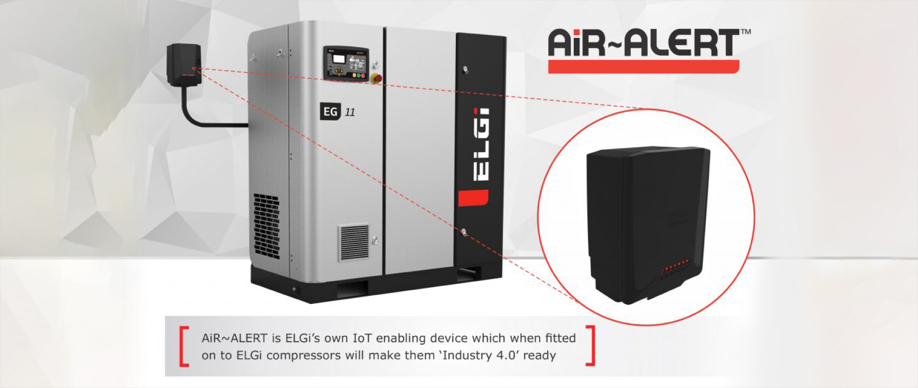 A 3-step approach to maintain an air compressor for optimum performance