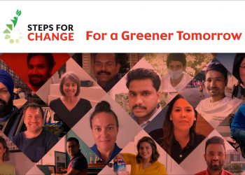 Steps For Change – For A Greener Tomorrow