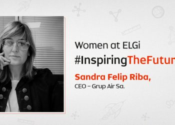 Women at ELGi #InspiringTheFuture – Sandra Felip Riba