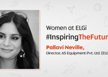 Women At ELGi #InspiringTheFuture – Pallavi Neville