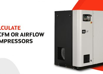 How to calculate the right CFM or airflow for air compressors