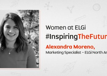 Women at ELGi #InspiringTheFuture – Alexandra Moreno