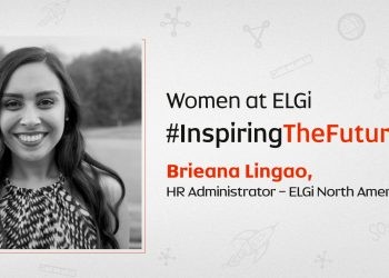 Women at ELGi #InspiringTheFuture – Brieana Lingao