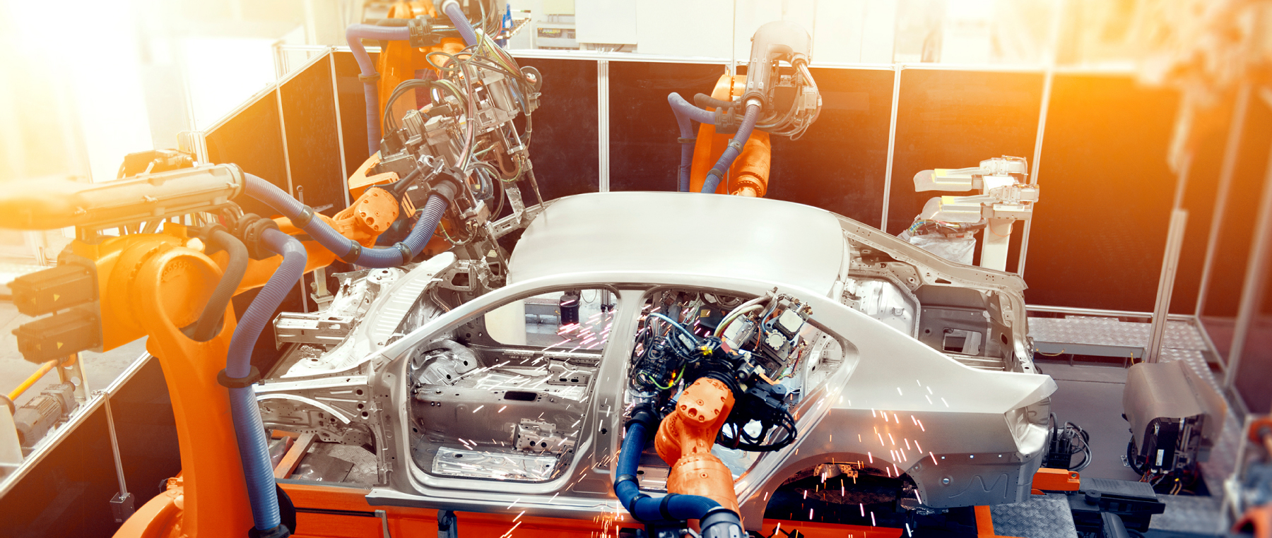 Choosing an air compressor for automotive applications
