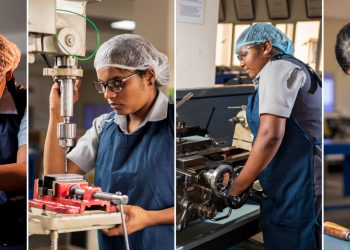ELGi Vocational Training School – A holistic experience for young tech leaders