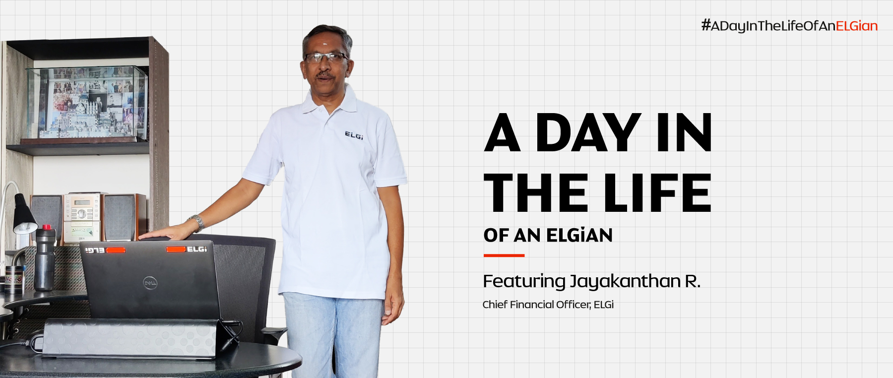 A Day In The Life Of An ELGian